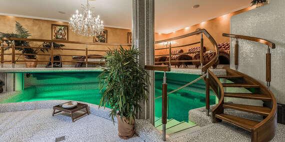 Víkendový wellness pobyt s neobmedzeným vstupom do ajurvédskych kúpeľov, polpenziou a masážami v centre Košíc / Košice - Staré Mesto