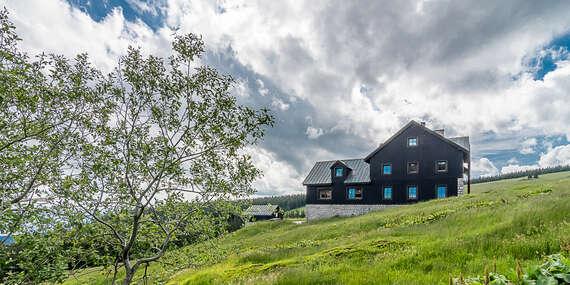 Horský pobyt v Krkonoších na chatě Malá Rennerovka s polopenzí, saunou a platností až do října 2021/Krkonoše - Strážné