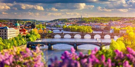 Vynovený hotel Meda**** priamo v centre Prahy, s raňajkami a zľavou až 40 % do reštaurácie/Praha - Česko