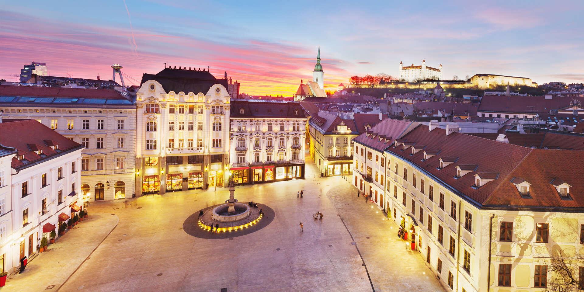 Čarovná staromestská atmosféra v apartmánoch Lion Apartments v centre Bratislavy