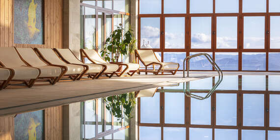 GRAND HOTEL BELLEVUE**** v nových izbách Exclusive, s novým wellness pre dospelých, detským wellness a polpenziou/Vysoké Tatry - Horný Smokovec