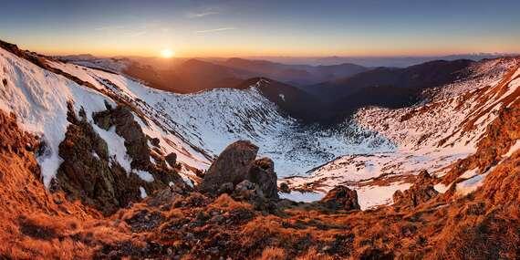 Pobyt na konci asfaltových ciest v Kremnických vrchoch v penzióne Horec / Kremnické vrchy – Králiky