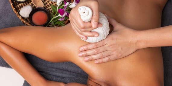 Siam Retreat Thai Massage: Thajská olejová aromatická masáž/Banská Bystrica