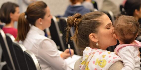 Lístky na konferenciu Mamy v pohode – fórum pre všetky mamy/Bratislava, Žilina, Košice