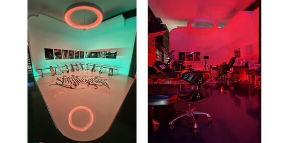 Odstránenie tetovania laserom v Inkfamous tattoo gallery/Bratislava - Ružinov