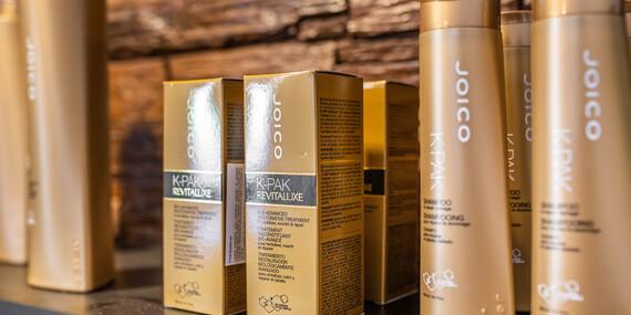 Dámsky alebo pánsky vlasový balíček s farbeným, úpravou brady alebo JOICO rekonštrukčná kúra/Bratislava - Ružinov