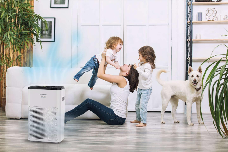 Čistička vzduchu Perfect Air Smart so zvlhčovačom