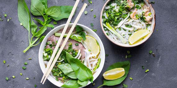 Vietnamské jedlá formou donášky alebo take away / Bratislava –