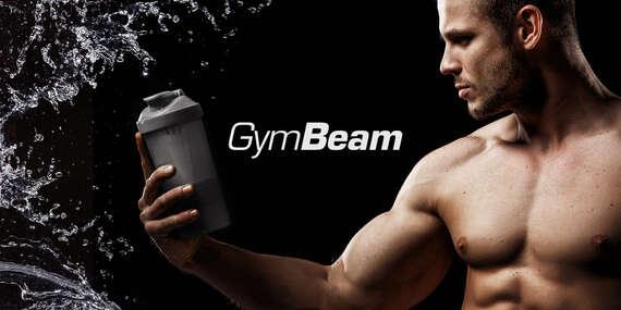 Zdravé potraviny plné proteínov z GymBeam – tyčinky, kaše, milkshaky a iné/Slovensko