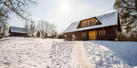 Sojka rezort: Zima pre 6 osôb na Liptove v štýlových dreveniciach/Liptov – Malatíny