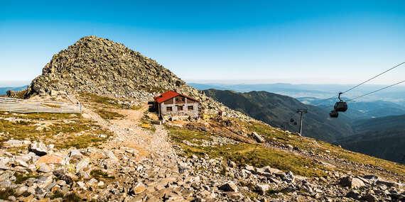 NOVINKA: Letná dovolenka priamo v Demänovskej Doline v penzióne Energetik*** s výbornou polohou za dobrodružstvami/Nízke Tatry - Demänovská Dolina - Jasná