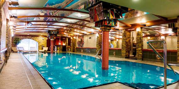 EXTRA NÍZKA CENA: Relax v srdci Veľkej Fatry v hoteli Áčko*** s wellness a polpenziou/Ružomberok