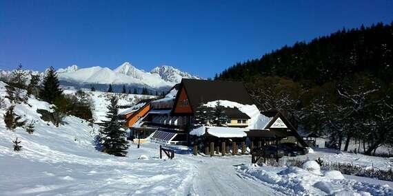 Relax pod Tatrami v hoteli Sipox*** s neobmedzeným wellness a dieťaťom do 5 rokov, pobyty platné až do decembra 2021/Vysoké Tatry - Štrba