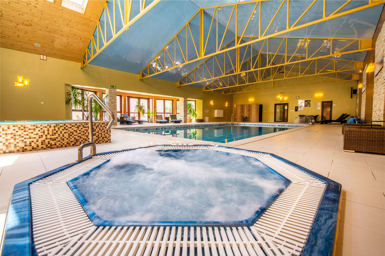 Relaxačný pobyt v lesnom prostredí vo Wellness Hoteli Spark**** na Záhorí
