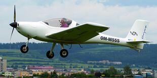 Lietanie s možnosťou pilotovania na skúšku