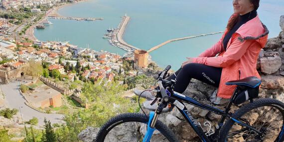 Objavte krásy Turecka na bicykli s CK Tatry Travelia vrátane all inclusive a letenky/Alanya – Turecká riviéra