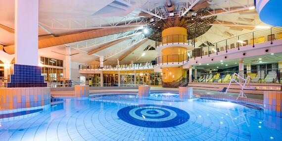 Relaxačný pobyt len 5 min. chôdze od slávnych termálnych kúpeľov Sárvár / Maďarsko - Sárvár
