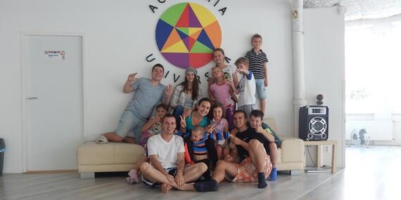 Letný denný jazykový Multikulti alebo turistický Happy feet tábor v Bratislave / Bratislava - Ružinov