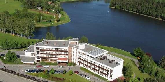 Hotel Adamantino*** u Luhačovické přehrady s plnou penzí, neomezeným wellness a mnoha možnostmi zábavy, bez doplatků za léto/Luhačovice - Pozlovice