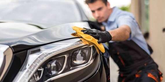 Voňavé a čisté auto vďaka kompletnému tepovaniu alebo čisteniu exteriéru/Bratislava – Petržalka