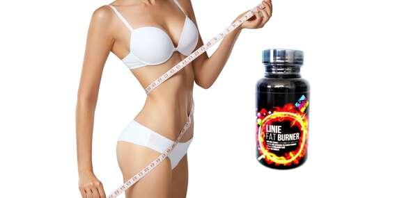 Spaľovač tukov Linie Fat Burner na redukciu tuku a zrýchlenie metabolizmu/Slovensko
