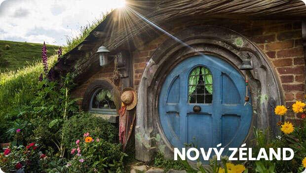 Hobbiton Novy Zeland
