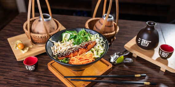 """Việt Phố: Ázijské menu s polievkou so sebou """"take away"""" alebo donáška / Bratislava - Podunajské Biskupice"""