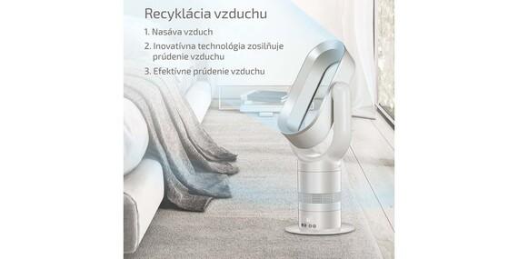 Ohrievače pre chladné zimné večery alebo ventilátory či čistička vzduchu do auta/Slovensko