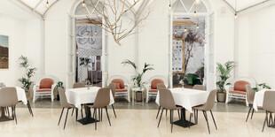 Interiér Art Hotela Tartini*** v slovinskom Pirane je skutočným umeleckým dielom