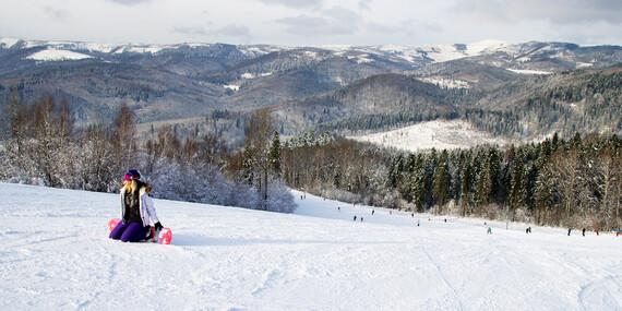 5-hodinový skipas na lyžovačku v ski centre Resortu Levočská Dolina / Levočská Dolina