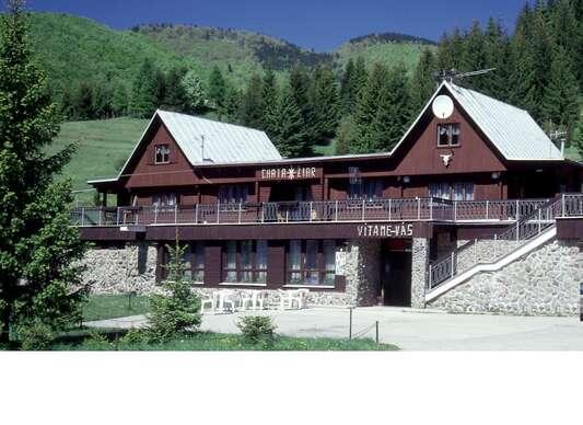 Chata Žiar obrázok