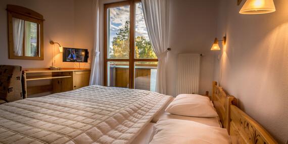 Neobmedzený wellness pobyt v hoteli Villa Siesta*** s polpenziou a masážou/Vysoké Tatry - Novy Smokovec