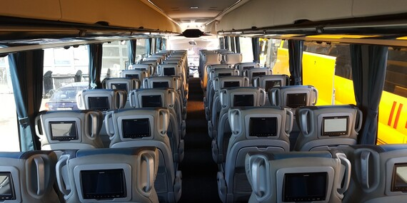 Makarská riviéra s ubytovaním vo Vile Marta a dopravou autobusmi RegioJet/Chorvátsko - Podgora - Makarská riviéra