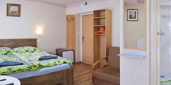 Senior pobyt na 6 dní v Bojniciach s wellness a polpenziou v penzióne Maxim/Bojnice