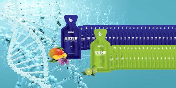 Prémiová mesačná vitamínová kúra na kĺby alebo imunitu od Berry.En®/Slovensko