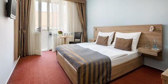 Štvorhviezdičkový hotel Meda**** v srdci Prahy len pár minút pešo od hradu/Česko - Praha 6 - Dejvice