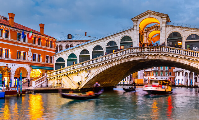 Bezstarostný pobyt v Benátkach v 4* hoteli s dieťaťom do 12 r. a odvozom z letiska zdarma