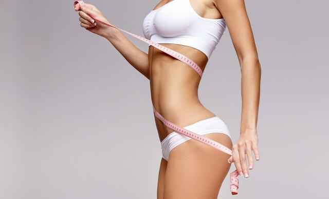 Balíčky pre krásne telo bez tuku a celulitídy.