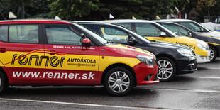 Autoškola Renner - Kurz autoškoly na skupinu B