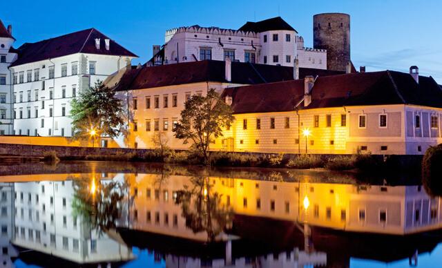 33% Jižní Čechy: 3 denní pobyt pro DVA v hotelu…