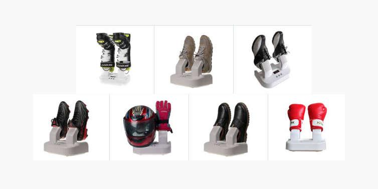 Vlhkosť v topánkach – zbavte sa jej vďaka automatickému sušič...