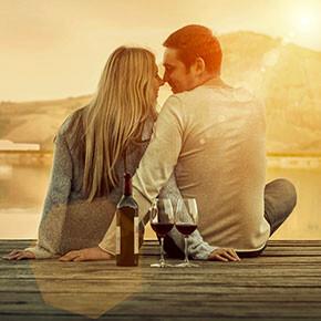Romantické pobyty