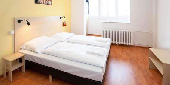 EXTRA PLATNOSŤ: Lacné ubytovanie v Prahe s ľahkým prístupom do centra a 2 deťmi do 17 rokov zdarma/Česká republika - Praha