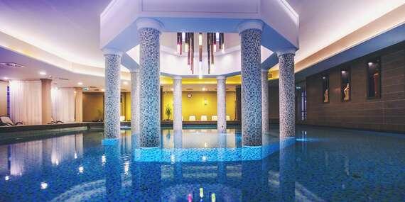 NOVINKA: Caramell Premium Resort****: Wellness pobyt v jednom z najkrajších hotelov Maďarska/Bük - Maďarsko