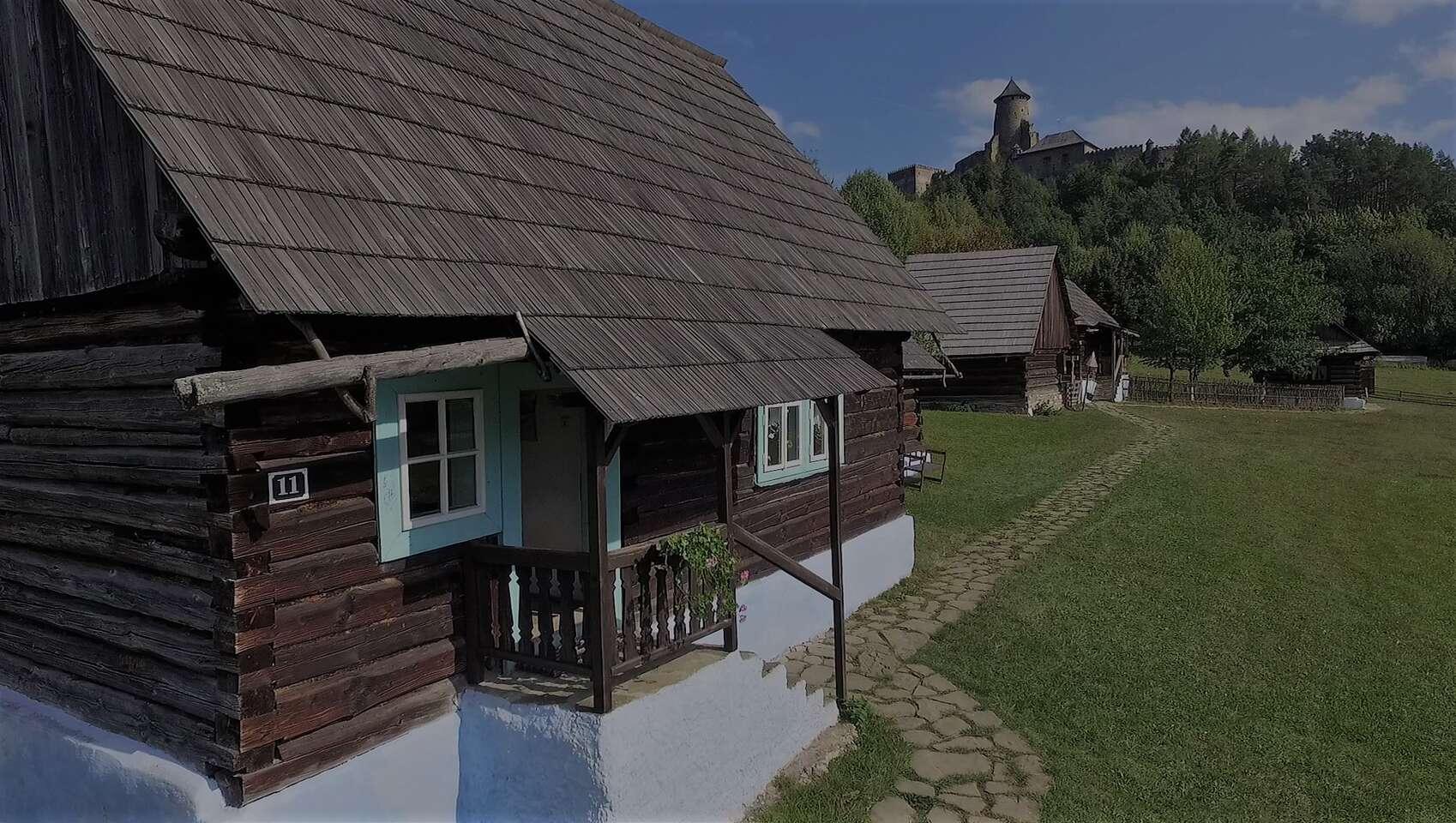 Vstupné na Ľubovniansky hrad a do skanzenu pre deti a dospelých