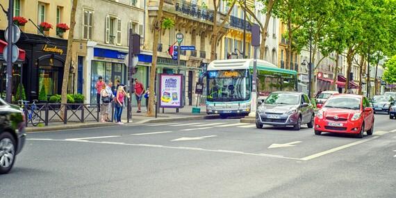 Romantická zákoutí i historické skvosty Paříže v rámci 5denního zájezdu se zastávkou v La Défense a Versailles/Francie Paříž