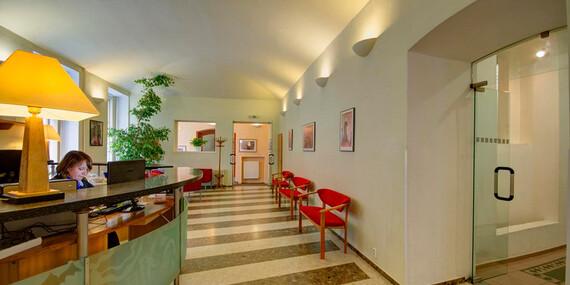 Pobyt pre dvoch v centre Prahy v hoteli Adler***+ s raňajkami/Česko - Praha