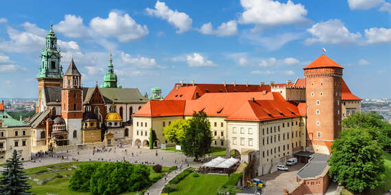 V Krakove ako doma: komfortné apartmány Cracow Stay s rýchlym prístupom do centra / Krakov - Poľsko