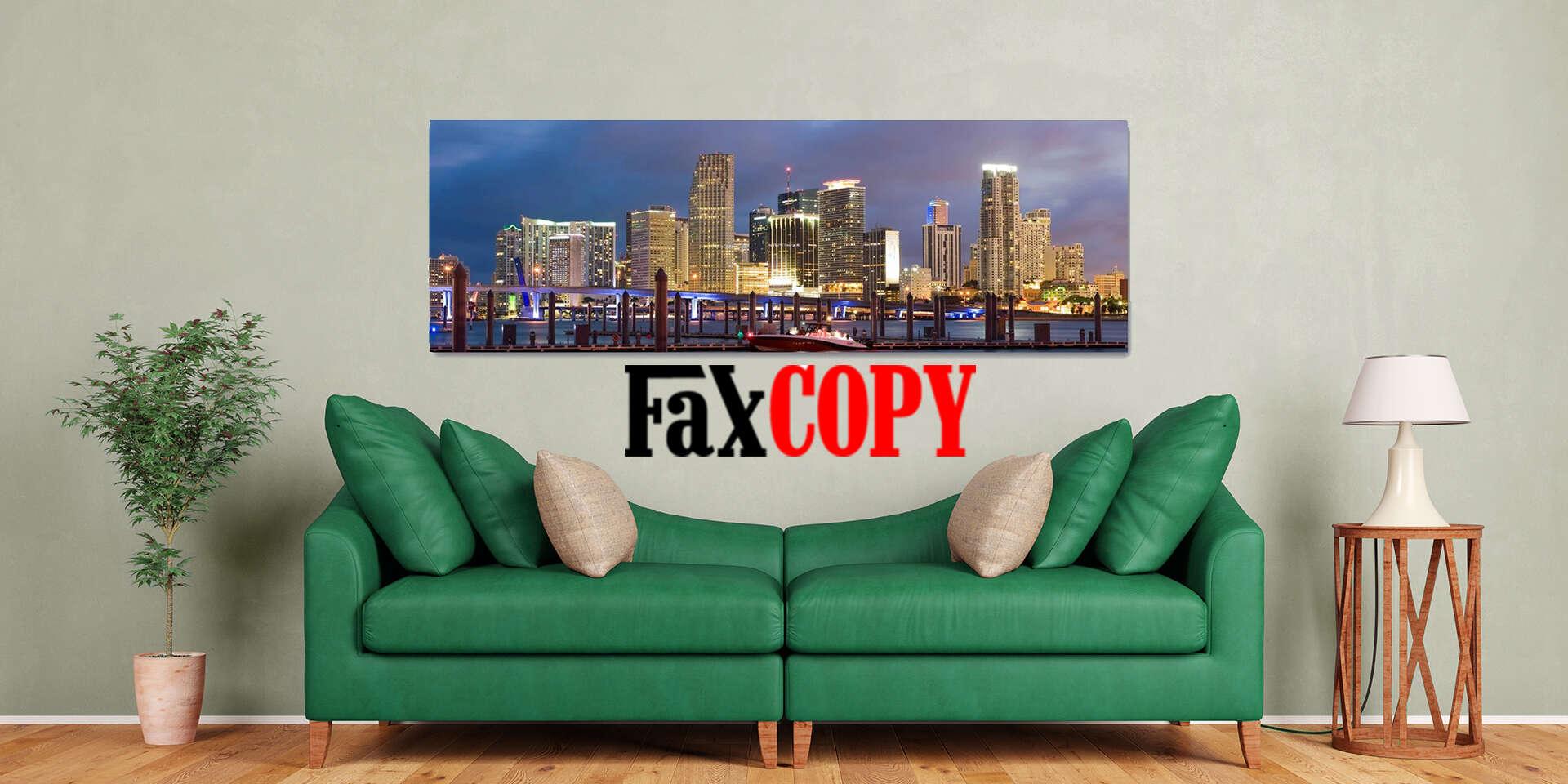 Veľkoformátový obraz z vašej fotografie na oživenie vašich priestorov s možnosťou odberu až v 39 predajniach FaxCOPY