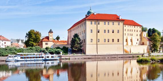Lázeňský wellness pobyt plný odpočinku v Poděbradech pro dva se speciální pivní koupelí a procedurami/Střední Čechy - Poděbrady